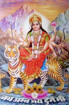 Happy Navrati to all my fellow Hindus all over the world. May Durga Mata enlighten our lives with Prosperty, Good Health, Wisdom, Knowledge and a lot of Power!!❤️