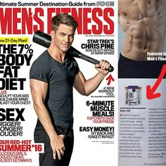 Keto-os the first supplement exogenous Ketone supplementation! We made it into Men's Fitness Magazine! Watch the 3-4 minute video on website that explains what ketones are and the benefits!