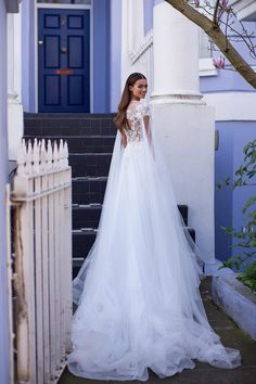 Unique bridal couture MillaNova calls your attention to new luxurious dress collection. Вeautiful wedding gowns created for your happiness! Different Wedding Dress Styles, Designer Wedding Gowns, Wedding Dresses, London Wedding, Bridal Boutique, Bridal Looks, Dress Collection, Evening Gowns, Milla