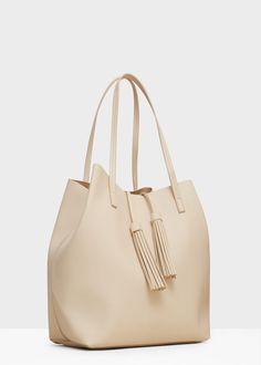 Shopper bag | MANGO