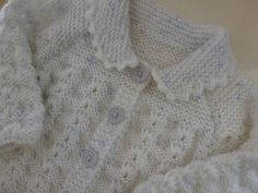 Ravelry: Project Gallery for Fan Stitch Cardigan pattern by Sirdar Spinning Ltd.