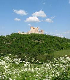 Castle of Csesznek - Hungary Europe Holidays, Homeland, Prague, Budapest, Monument Valley, Beautiful Places, The Incredibles, Tours, World