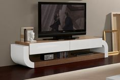 Bedroom Tv Unit Design, Tv Unit Furniture Design, Tv Unit Interior Design, Living Room Partition Design, Living Room Tv Unit Designs, Tv In Bedroom, Home Room Design, Modern Tv Unit Designs, Modern Tv Wall Units