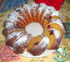 Смородиновый кекс на сгущенном молоке Десерты, Рецепты, Еда