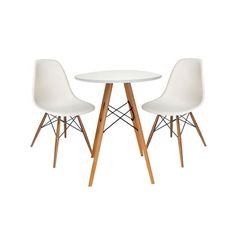 DSW Package   The Eames inspired DSW chair and table, are the perfect addition to your stand. Made of wood and hard plastic this retro range has a clean and chic design with a twist. This package will help provide a contemporary feel suitable at any exhibition, event or corporate hospitality function. Its beechwood base has shock-resistant legs enabling the chair and table to bear more weight.