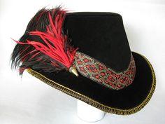 elizabethan hat for men - Google Search