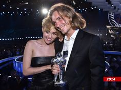 Miley Cyrus -- Moonman Trophy for Sale! Homeless Date Needs Cash (PHOTOS)