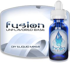 Fusion E-liquid