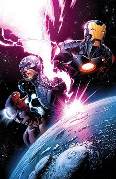 Vingadores-HQ | Galeria | Omelete Novo Universo vingadores