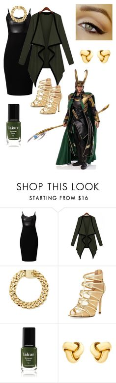 """""""Loki"""" by cgwest ❤ liked on Polyvore featuring Ivanka Trump, Londontown and IBB"""