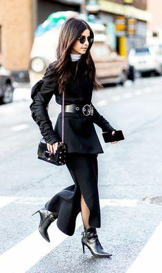 best-black-wardrobe-staples-statement-belt