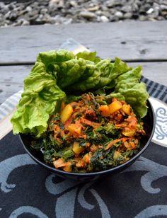 Pakistani Kima (Minced Beef and Vegetable Curry) - Paleo