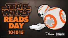 STAR WARS™ Reads Day 2015 Downloable activity pages