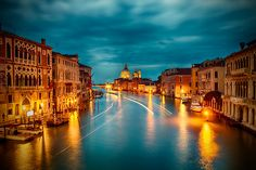 Venice Lights by Adrian Vörös on 500px