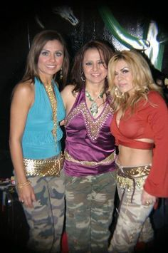 Elida, Shelly Lares & Stefani