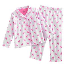 Newborn baby pajamas to keep your loved ones cozy though they rest and sleep, look up little one and young one pajamas available in stylish different colors. Dresses Kids Girl, Toddler Girl Outfits, Kids Outfits, Cotton Frocks For Kids, Kids Frocks, Kids Nightwear, Girls Sleepwear, Baby Girl Pajamas, Carters Baby Girl