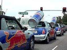 La historia del éxito de Red Bull