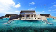 St. Regis Maldives Vommuli Resort | 10 Incredible Reasons to Visit the Maldives Now