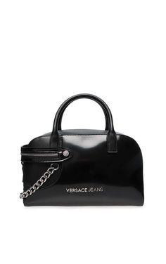 Handväska Linea Small BLACK - Versace Jeans - Designers - Raglady