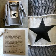 Katoenen truitje van Toto Knits - signed by Kenyan mom Crochet Projects, Sewing Projects, Sewing Ideas, Textiles, Kids Coats, Couture, Refashion, Diy Clothes, Boy Fashion