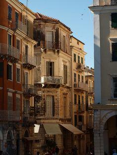 heart of the city, Corfu, Greece Corfu Greece, Athens Greece, Beautiful Islands, Beautiful Places, Corfu Town, Corfu Island, Local Tour, Greece Islands, Places