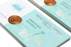 Beautiful Times Spa by Kelvin Qu, via Behance