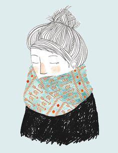 Jen Collins illustration