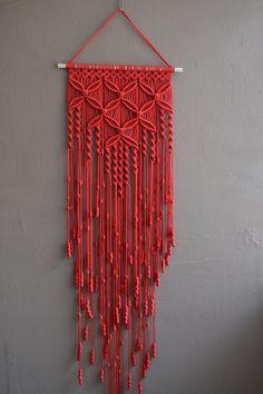 Zuhause dekorative Macrame Wand hängen von Mrcolmar auf Etsy