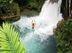 The Blue Hole, Ocho Rios, Jamaica http://www.fandctravel.com/jamaica-vacation/