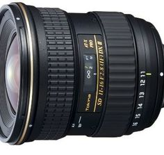 A couple of years ago, Kenko Tokina launched the AT-X 116 Pro DX II, an wide-angle zoom lens that updated its earlier version with improved coatings, and for Nikon shooters, an SD-M autofocus motor and GMR sensor. Nikon Lenses, Camera Nikon, Dslr Cameras, Camera Tips, Video Camera, Film Camera, Photography Reviews, Photography Equipment, Nikon Photography