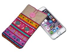 i6 Case / iPhone 5S Sleeve / Padded iPhone 6 Plus Case by Driworks