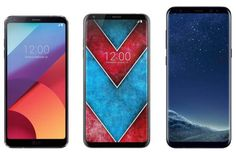 LG smartphone will switch to OLED with a QHD+ resolution confirmed by LG recently. The company mentioned the plastic OLED aka P-OLED display technology Galaxy Note 8, Galaxy S8, Latest Mobile Phones, Oneplus 5, Display Technologies, Made Video, Technology Gadgets, Iphone 7 Plus, Smartphone