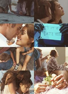 The Last Song, watched it  yesterday! So beautiful!
