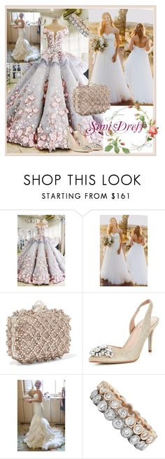 """""""Find Your Style /Simi Dress 8"""" by lightstyle ❤ liked on Polyvore featuring Jimmy Choo and Carvela"""