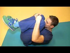 Stretch Routine, Back Exercises, Sciatica, Good To Know, Health Fitness, Yoga, Gym, Youtube, Face