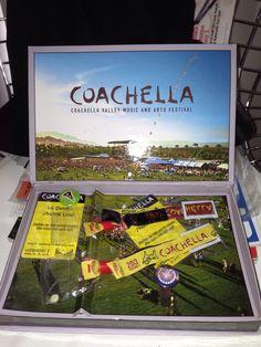 Coachella Ticket Box