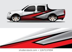 Imágenes, fotos de stock y vectores sobre Pick up Decal Rc Car Bodies, Navara D40, Rc Buggy, Astro Van, Truck Decals, Custom Paint Jobs, Car Drawings, Modified Cars, Car Wrap