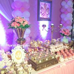 The Most Beautiful Princess Party | CatchMyParty.com