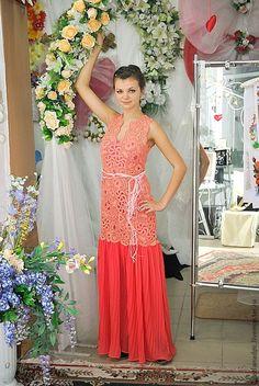 """Sukienka """"Coral Island"""". Dyskusja na temat liveinternet - Rosyjski serwis internetowy Diaries"""