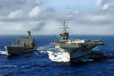 US_Navy_070215-N-7730F-002_Military_Sealift_Command_(MSC)_fleet_replenishment_oiler_USNS_Pecos_(T-AO_197)_transits_alongside_the_Nimitz-Class_aircraft_carrier_USS_Ronald_Reagan_(CVN_76)_during_a_scheduled_refueling-at-sea_(RAS).jpg (JPEG Image, 3000 × 2008 pixels)