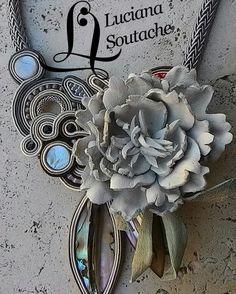 """Capricchia""  #soutache #soutachejewerly #italia #amatrice #capricchia #mylove #myvillage #earthquake #madeinitaly"