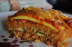 Zucchini Quinoa Casserole