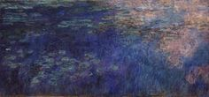 Claude Monet's Water Lilies!