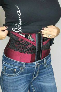 """""""When treated with respect, guns can be an integral part of our daily life."""" Our line of concealed carry holsters was built upon this belief. Concealed Carry Women, Concealed Carry Holsters, Gun Holster, Tactical Clothing, Tactical Gear, Tactical Knife, Hidden Weapons, Guns And Ammo, Looks Cool"""