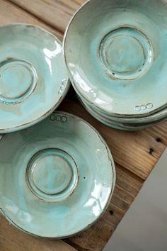 Sea Foam Platters..
