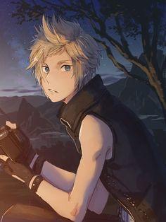 Prompto Final Fantasy XV