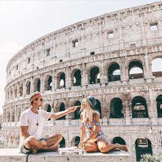 Travel to Rome // Oh The Places You'll Go, Places To Travel, Travel Destinations, Places To Visit, Adventure Awaits, Adventure Travel, Voyager C'est Vivre, Hotel Rome, Voyage Rome