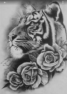 Nice Grey Ink Tiger Head Tattoo Tattoo Uploaded By Alyona Tiger Tattoo Design Tigertattoo 30 Tremendous Black And Grey Tattoos 75 Traditional Tiger Tattoo Designs For Men Striped Ink Ideas Tiger Head Tattoo, Tiger Tattoo Design, Head Tattoos, Body Art Tattoos, Sleeve Tattoos, Cool Tattoos, Tattoo Designs, Tiger Tattoo Sleeve, Tiger Tattoo Thigh
