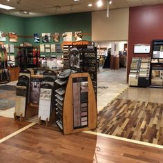 Come see what we've done to improve our wood & ceramic areas! We've upgraded to bring you some great new products. #wood #tile #ceramic #vinyl #lvt #floor #riemerfloors