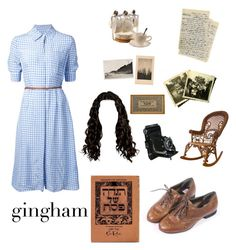 """""""Spring is in the Coming"""" by peculiarleah on Polyvore featuring Altuzarra, Ganzi, Kodak, vintage, Modest, antique, Tznius and Spring2017"""